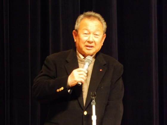 ⑥岡 賢群馬県ソフトボール協会名誉会長