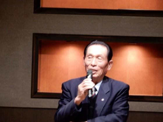 ④松田会長の挨拶
