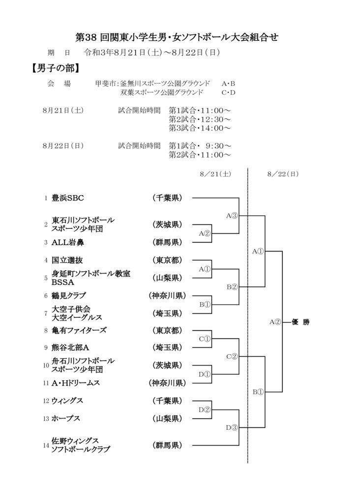 コピー組合せ【関東小学生男】のサムネイル